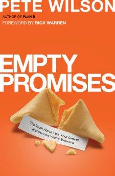 Empty Promises by Pete Wilson