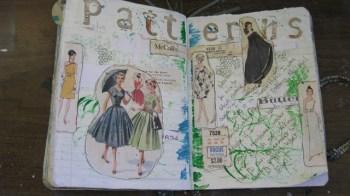Sketchbook Challenge - Patterns