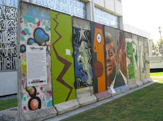 The Berlin Wall In Los Angeles