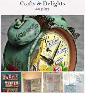 Crafts And Delights - CreateWithJoy1 Pinterest Board