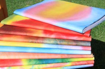 Colorful Handmade Journals - Waldorf Moms