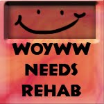 WOYWW Rehab