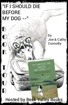 If I Should Die Before My Dog - Book Tour Banner