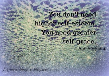 Ann Voskamp Quote - Fun Reading List