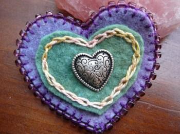Karen Traversy - Hearts