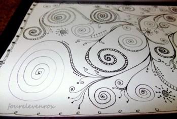 Rox - Doodling