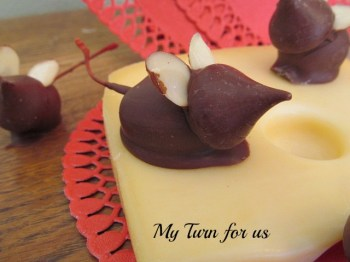 Evelyn - Chocolate Cherry Mice
