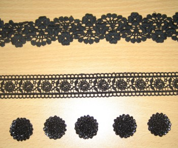 WholePort Lace & Embellisments