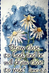 Draw Close To God