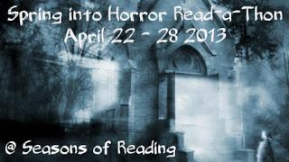 Spring Into Horror April 2013