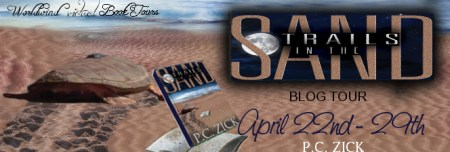 Trails In The Sand Blog Tour