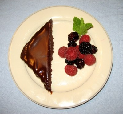 Flourless Choclate Torte 2 - Create With Joy