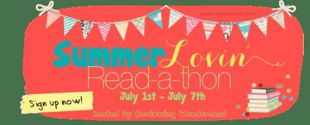 Summer Lovin Readathon Sign Up
