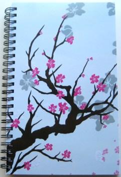 Cafe Press - Cherry Blossom Journal