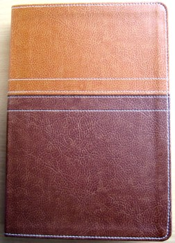 NIV Leadership Bible - Italian Leather DuoTone