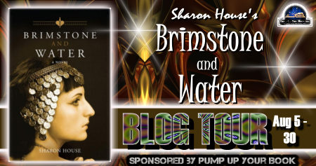 Brimstone and Water Book Tour
