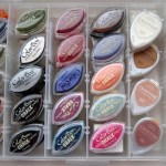 Mini Ink Pad Storage Tin - 1