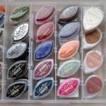 Mini Ink Pad Storage Tin - 1