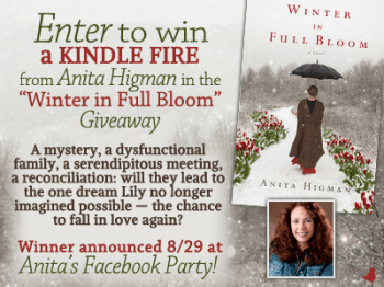 Winter In Full Bloom Giveaway