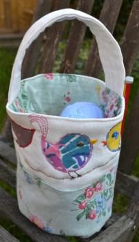 Birdie Bucket Bag