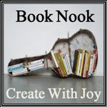 Create With Joy Book Nook