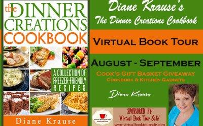 Dinner Creations Cookbook Tour