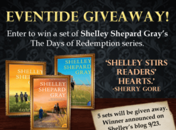 Eventide Giveaway