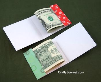 Matchbook Money Gift