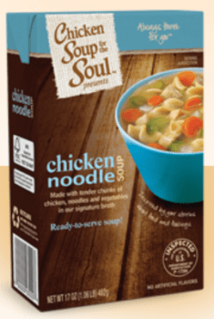 Chicken Soup For The Soul - Chicken Noodle Soup