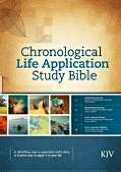 Chronological Life Application Study Bible – KJV – Review