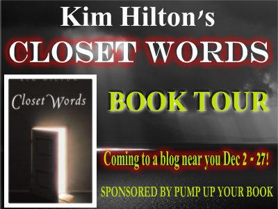 Closet Words Book Tour