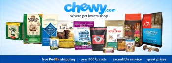 Chewy Logo - Products