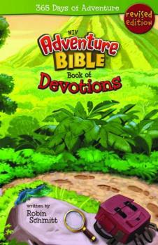 Adventure Bible Book Of Devotions