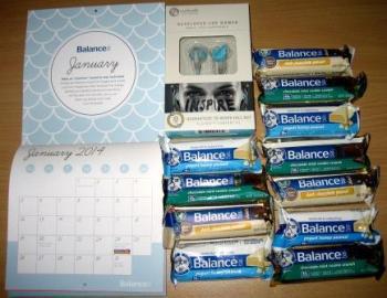 Balance Bar Giveaway