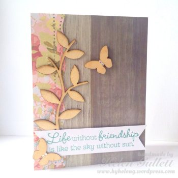 Life Without Friendship Card