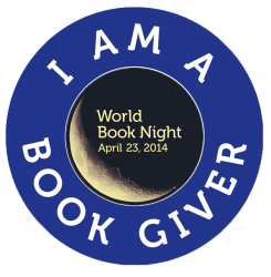 World Book Night  - Book Giver