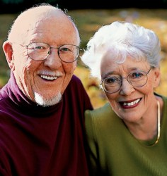 Elizabeth and John Sherrill