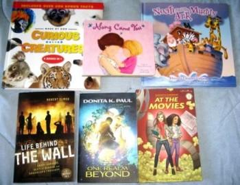 Zonderkidz Childrens Book Week Giveaway - All Books (Compressed)