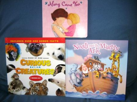 Zonderkidz Childrens Book Week Giveaway - Childrens Books - Compressed