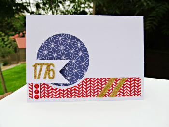 1776 Card