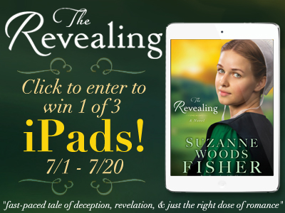 The Revealing iPad Giveaway