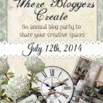 Where Bloggers Create 2014
