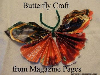 Create A Butterfly