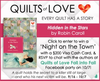Quilts Of Love Giveaway
