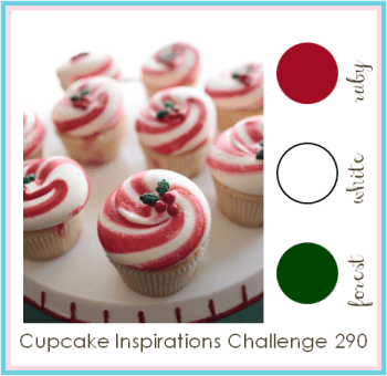 Cupcake Inspirations Challenge 290