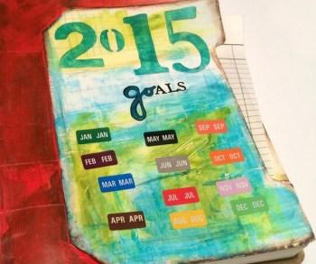 2015 Goals Journal