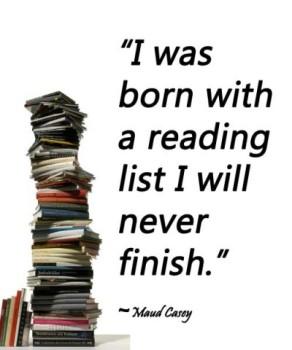 Reading List Quote