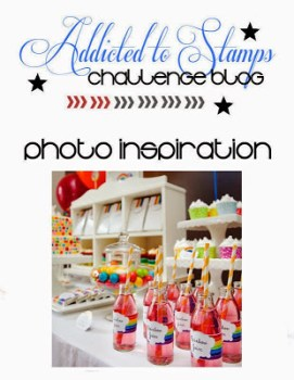 Addicted To Stamps Challenge #135 Photo Inspiration