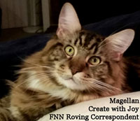 Magellan Joins The Feline News Network