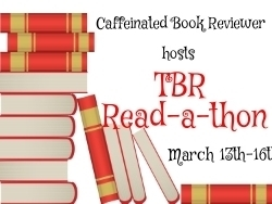 TBR Read-A-Thon March 13-16-2015
